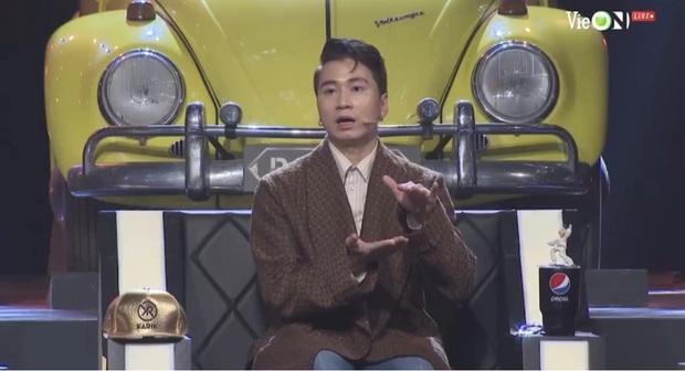 GDucky mang cả dàn hợp xướng nhí lên sân khấu, viết về hành trình thi Rap Việt đầy xúc động khiến Karik bật khóc - Ảnh 3.