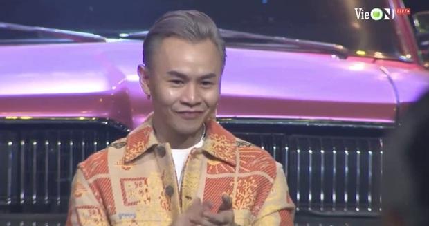 GDucky mang cả dàn hợp xướng nhí lên sân khấu, viết về hành trình thi Rap Việt đầy xúc động khiến Karik bật khóc - Ảnh 7.