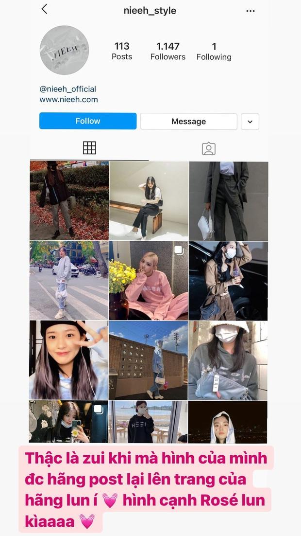 Phương Ly đụng túi liên tiếp với Jennie, Jisoo nhưng ngầu hơn là được lên Instagram của hãng - Ảnh 4.