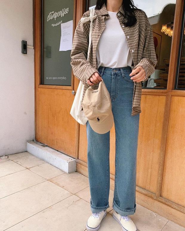 3 xu hướng quần jeans sẽ bùng nổ trong thời gian tới, chị em nên sắm hết để xua tan nỗi lo mặc xấu - Ảnh 14.