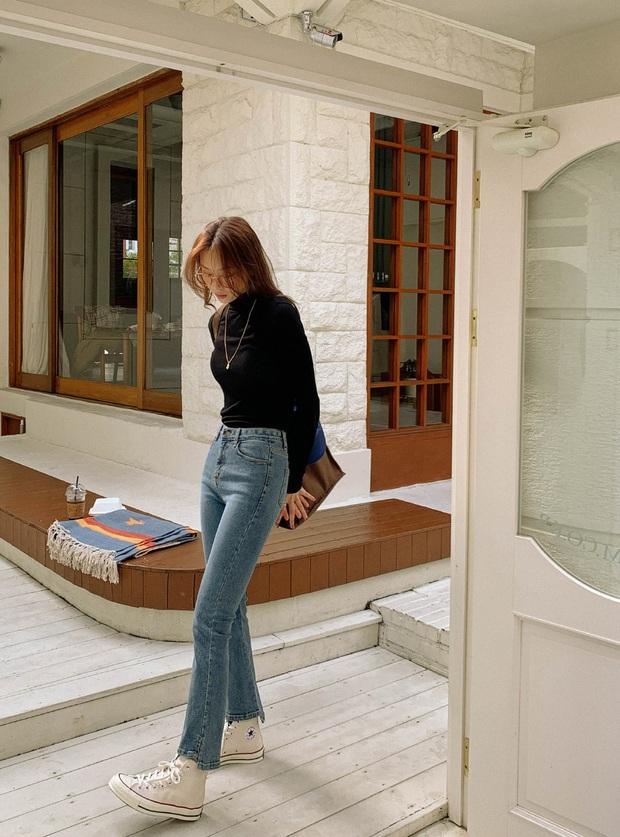 3 xu hướng quần jeans sẽ bùng nổ trong thời gian tới, chị em nên sắm hết để xua tan nỗi lo mặc xấu - Ảnh 4.