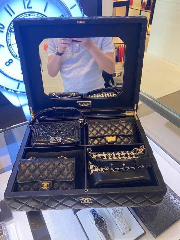 Đông Nhi chi 700 triệu sắm bộ túi Chanel tí hon, quyết không thua kém Ngọc Trinh, Cường Đô La - Ảnh 7.