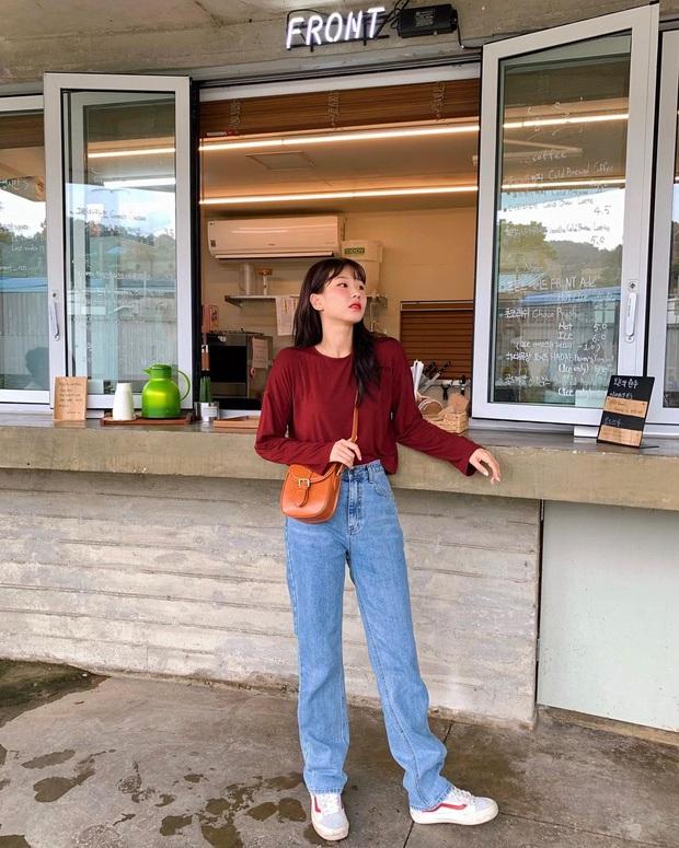 3 xu hướng quần jeans sẽ bùng nổ trong thời gian tới, chị em nên sắm hết để xua tan nỗi lo mặc xấu - Ảnh 9.