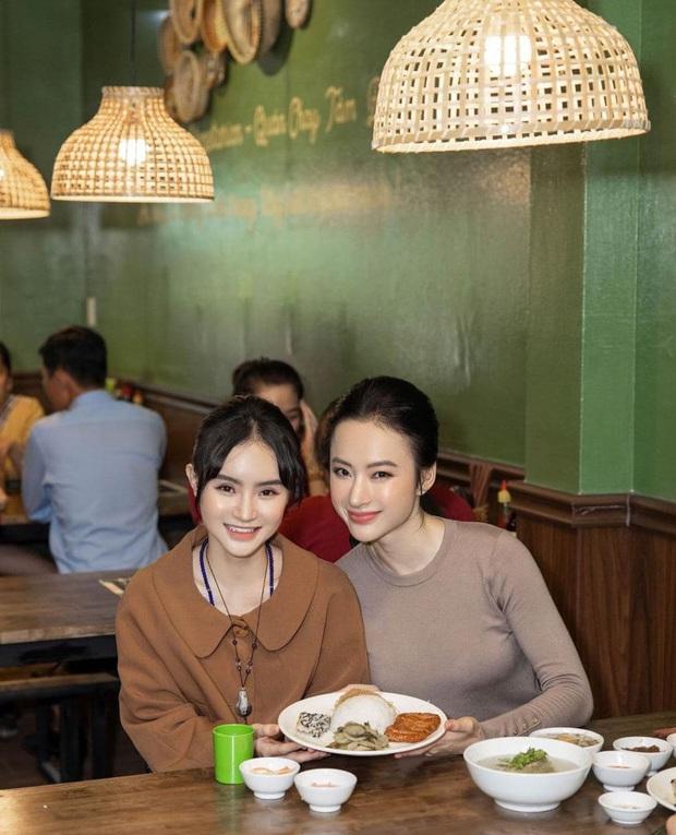 Lột xác giản dị sau nhiều năm lồng lộn, nhan sắc Angela Phương Trinh và em gái bất ngờ được tôn lên rõ rệt - Ảnh 2.
