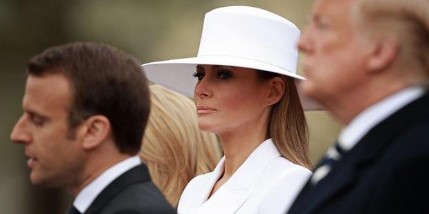 Phong cách trái ngược của 2 vị phu nhân Tổng thống: Trang nhã như bà Biden và quyến rũ như bà Trump - Ảnh 15.