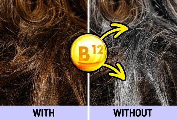 Không muốn tóc bạc sớm từ năm 20 tuổi, bạn nên chú ý tới 6 vấn đề là nguyên nhân điển hình gây ra tình trạng này - Ảnh 1.