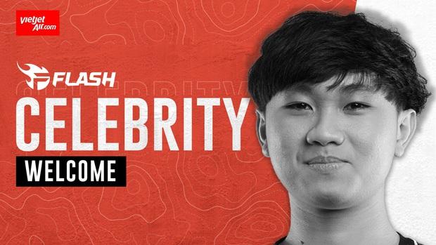 30 chưa phải là Tết, Celebrity được công bố gia nhập Team Flash nhưng lại bất ngờ quay xe - Ảnh 1.