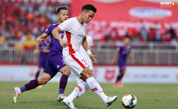 Đánh bại Sài Gòn FC với tỷ số sít sao, Viettel FC chính thức vô địch V.League 2020 - Ảnh 1.