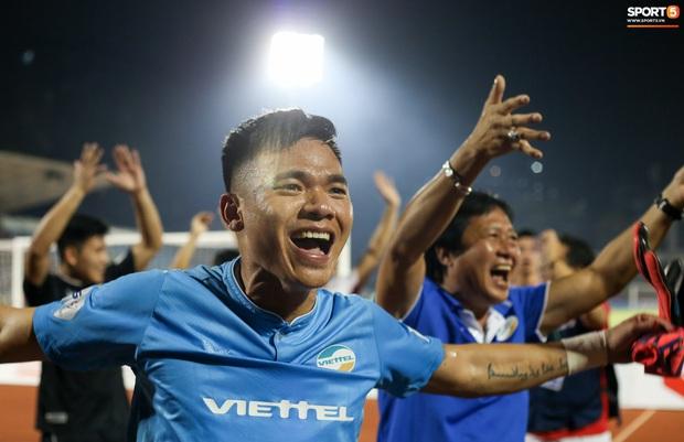 Trọng Đại nã pháo và những khoảnh khắc bước ngoặt giúp Viettel hạ bệ Hà Nội FC - Ảnh 2.
