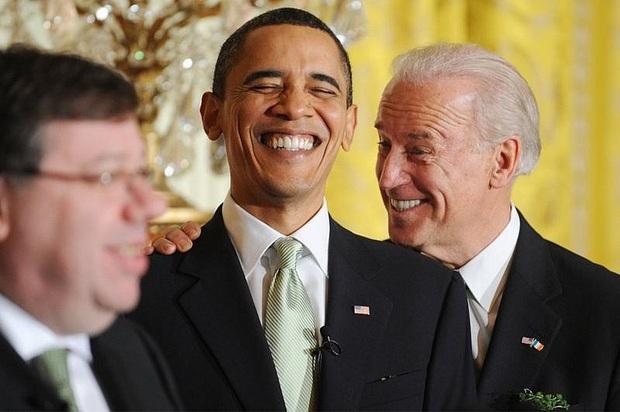 Học vấn ông Joe Biden: Cử nhân ngành Luật, có tài lãnh đạo thiên bẩm - Ảnh 3.