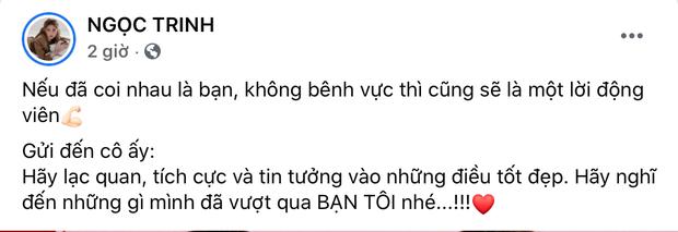 Dàn sao lên tiếng khi Hương Giang gặp biến với antifan: Ngọc Trinh - Lâm Khánh Chi gửi thẳng lời nhắn, bạn thân Hoà Minzy thì sao? - Ảnh 7.