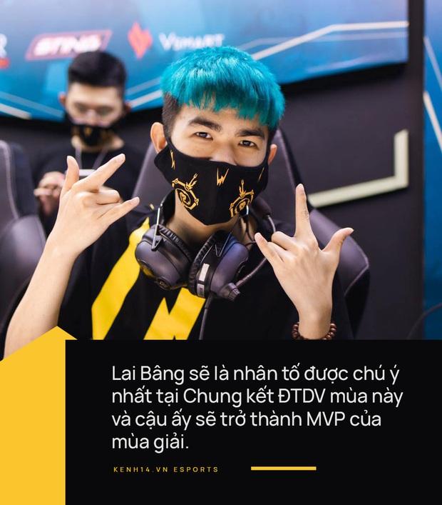 Chung kết ĐTDV mùa Đông 2020: Turtle chắc kèo Saigon Phantom vô địch, tự tin Lai Bâng là MVP mùa giải - Ảnh 1.
