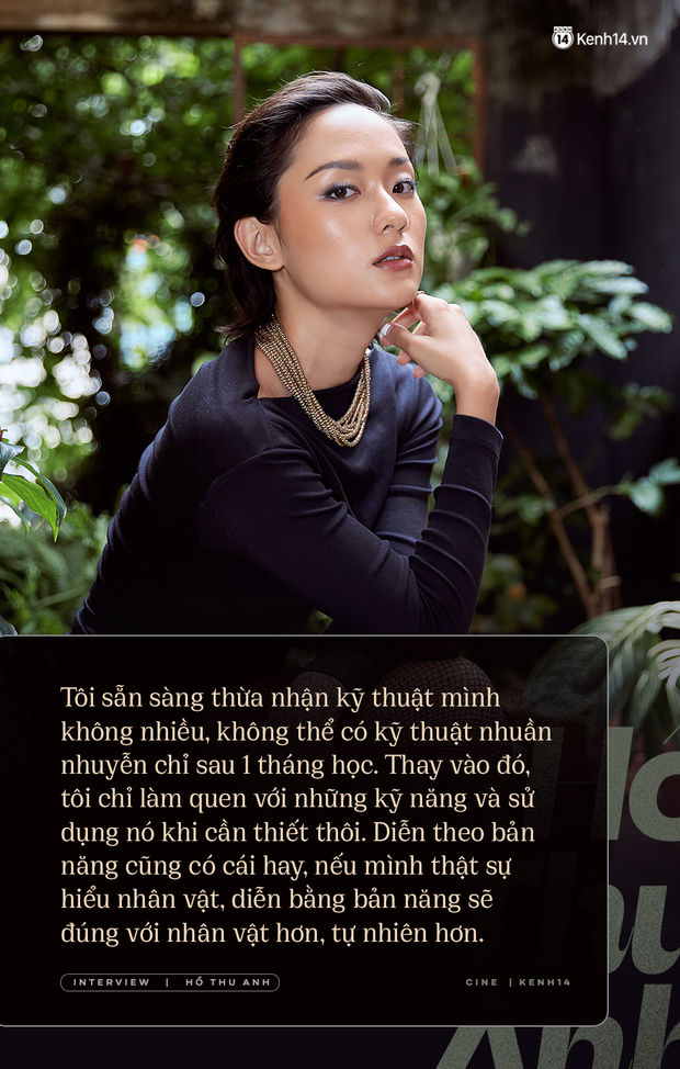 """Gặp gỡ cô nàng hướng nội Hồ Thu Anh: Lí giải tin đồn bỏ nhà theo trai, kèm lý do """"Ở Sài Gòn người ta dễ chia tay hơn mà!"""" - Ảnh 5."""