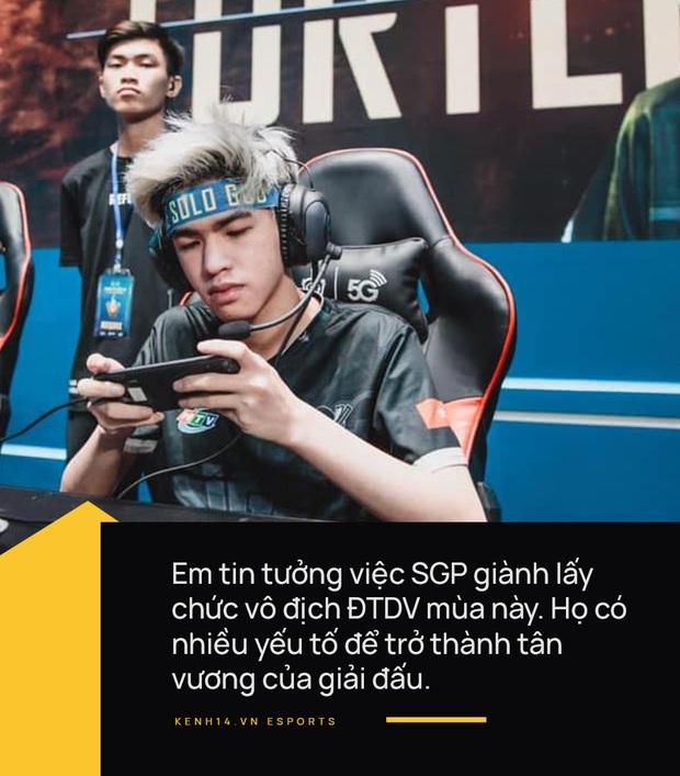 Chung kết ĐTDV mùa Đông 2020: Turtle chắc kèo Saigon Phantom vô địch, tự tin Lai Bâng là MVP mùa giải - Ảnh 3.