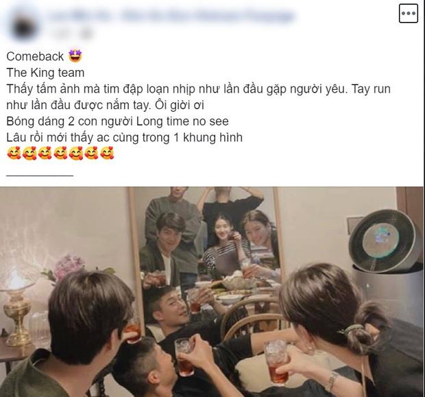 Hội Quân Vương Bất Diệt lại đăng thêm ảnh tụ tập cả dàn cast, giờ mới phát hiện Lee Min Ho nhìn crush Kim Go Eun muốn nổ con mắt luôn nha! - Ảnh 5.