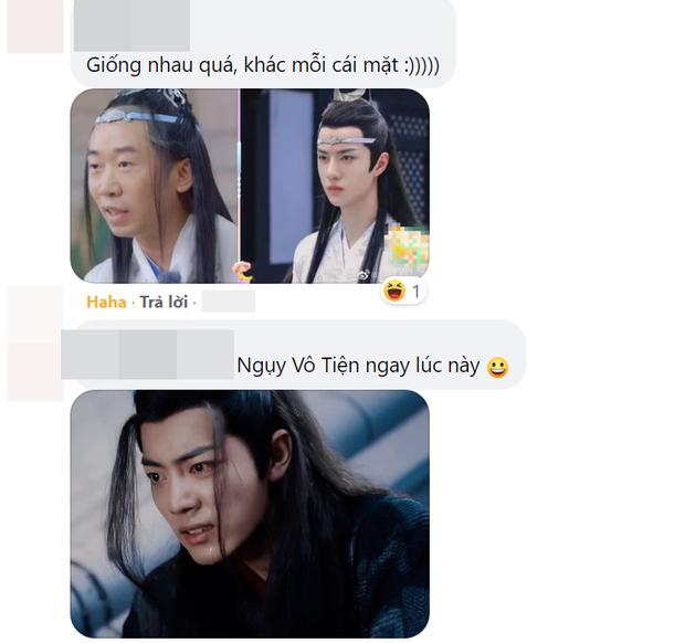 Xuất hiện Lam Vong Cơ bản lỗi làm fan Trần Tình Lệnh khóc thét, thủ phạm sợ hãi đến mức đăng đàn xin lỗi Vương Nhất Bác - Ảnh 8.
