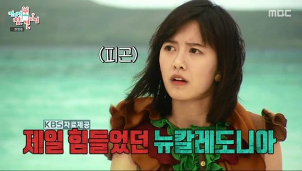 HOT: Goo Hye Sun tiết lộ có bạn trai khi đang quay Vườn Sao Băng, dân tình ráo riết truy lùng danh tính - Ảnh 5.
