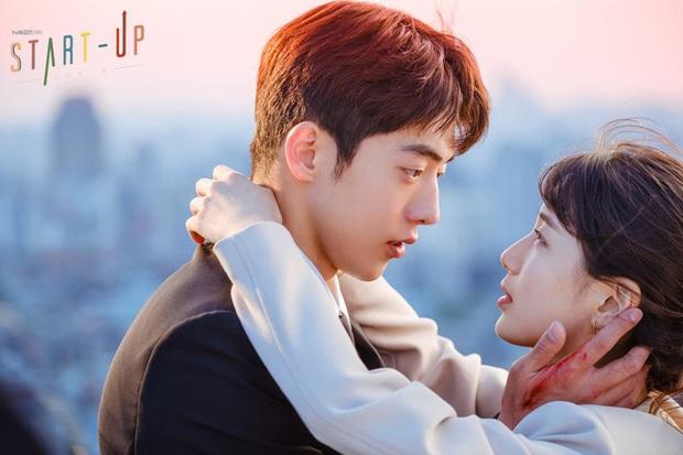 Mỹ nhân mạnh bạo nhất phim Hàn gọi tên Suzy, phim não cũng chủ động cưỡng hôn toàn trai đẹp - Ảnh 6.