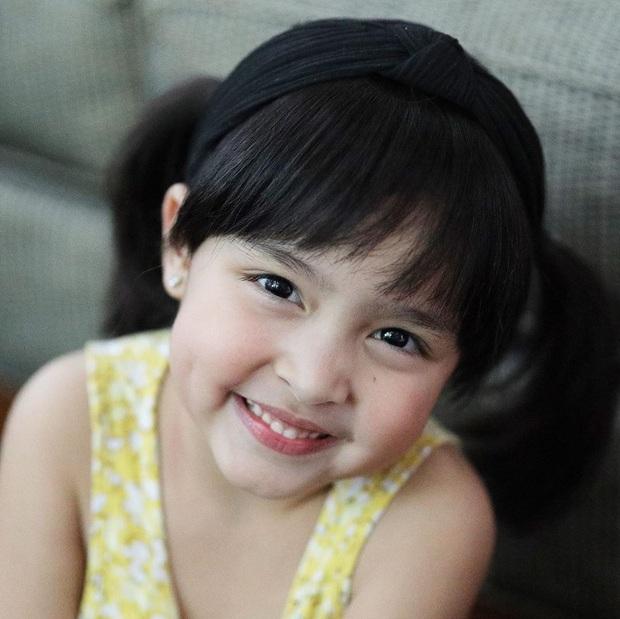 So ảnh con gái và hình hồi nhỏ của mỹ nhân đẹp nhất Philippines: Còn bé đã xinh hơn mẹ, tương lai còn đỉnh thế nào nữa đây? - Ảnh 5.