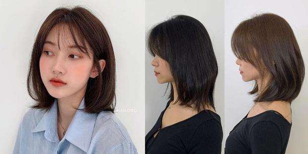 Tóc xương đòn - kiểu tóc hợp mọi dáng mặt: Hiện đại, cá tính hệt tóc ngắn, mà cũng nữ tính sang chảnh chẳng thua tóc dài - Ảnh 1.