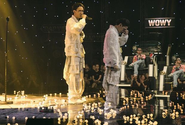 Chung kết 1 Rap Việt dẫn đầu top trending chỉ sau 5 tiếng, bạn vote cho thí sinh nào? - Ảnh 2.