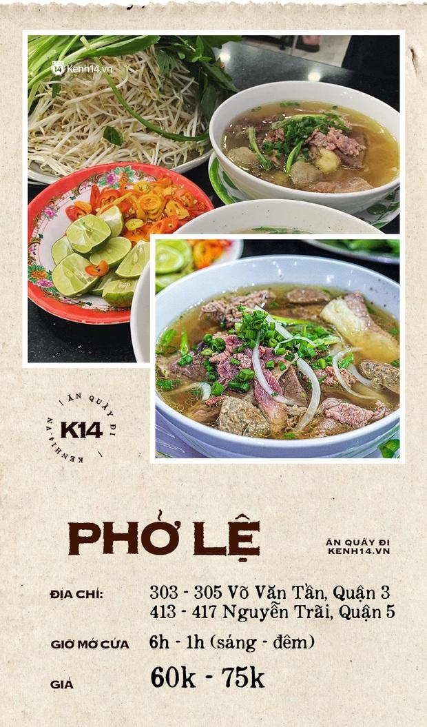 Đâu là 10 quán phở danh bất hư truyền ở Sài Gòn: Đều có mặt từ thời ông bà anh, khách đến ăn đông bất chấp thời gian - Ảnh 2.