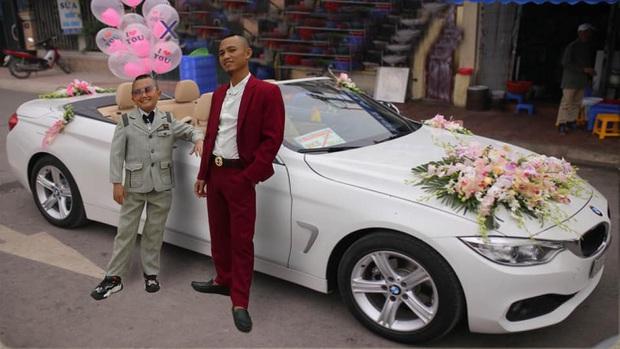 Anh em Tam Mao nổ về đám cưới linh đình hoành tráng với siêu xe nhưng hoá ra chỉ là một cú lừa - Ảnh 2.