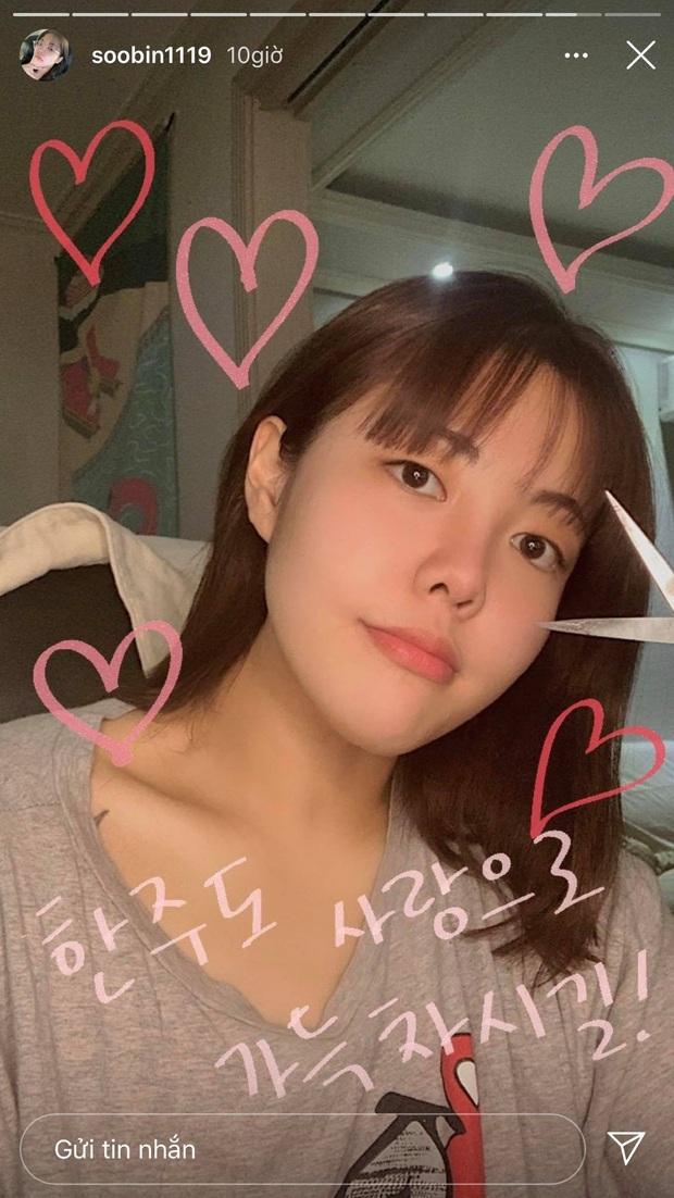 Yang Soobin tái hiện màn cắt tóc thảm hoạ: Ơn giời, giảm cân xong xuôi mái ngố cũng không làm khó được thánh ăn - Ảnh 5.
