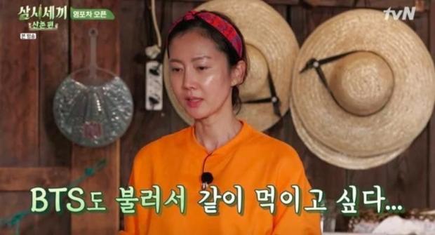 Knet tập hợp list sao Hàn là fan BTS dài đến ngỡ ngàng: Lee Young Ae, Park Min Young và cả dàn nữ thần, tài tử đến VĐV đều u mê - Ảnh 14.