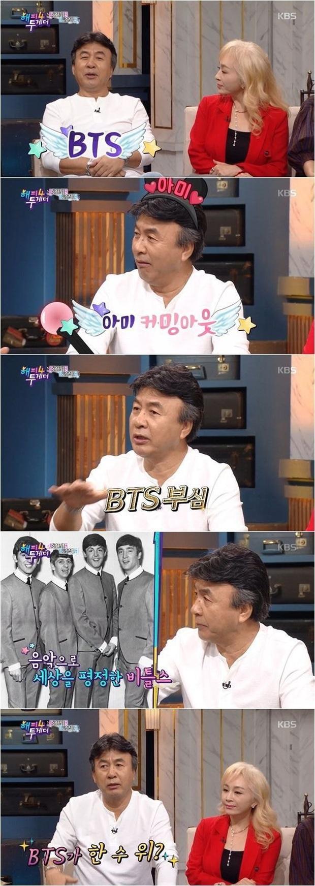 Knet tập hợp list sao Hàn là fan BTS dài đến ngỡ ngàng: Lee Young Ae, Park Min Young và cả dàn nữ thần, tài tử đến VĐV đều u mê - Ảnh 23.