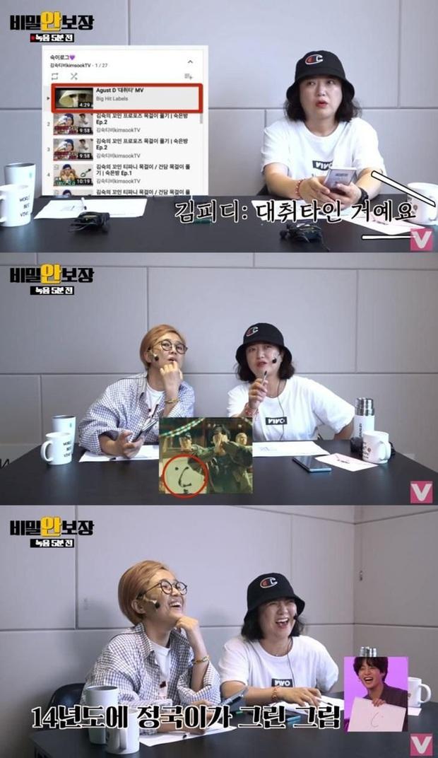 Knet tập hợp list sao Hàn là fan BTS dài đến ngỡ ngàng: Lee Young Ae, Park Min Young và cả dàn nữ thần, tài tử đến VĐV đều u mê - Ảnh 26.
