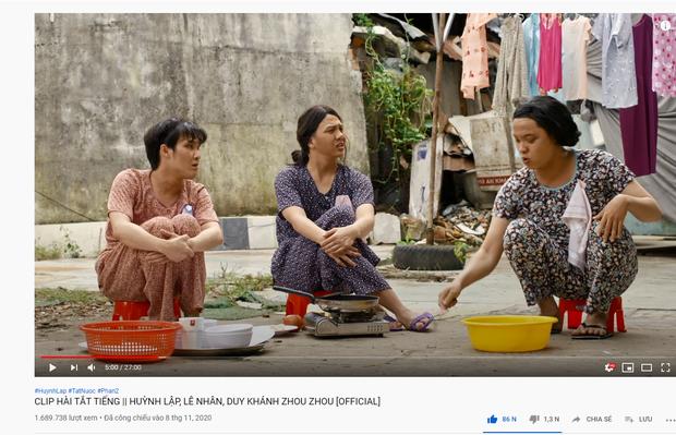 Từ vụ Thuỷ Tiên làm từ thiện đến Đông Nhi đi đẻ: Ba bà dì Huỳnh Lập - Duy Khánh - Chị Cano châm biếm cười muốn rụng nụ - Ảnh 2.
