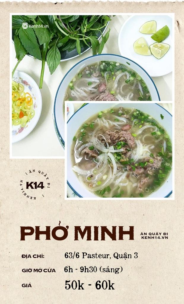 Đâu là 10 quán phở danh bất hư truyền ở Sài Gòn: Đều có mặt từ thời ông bà anh, khách đến ăn đông bất chấp thời gian - Ảnh 7.