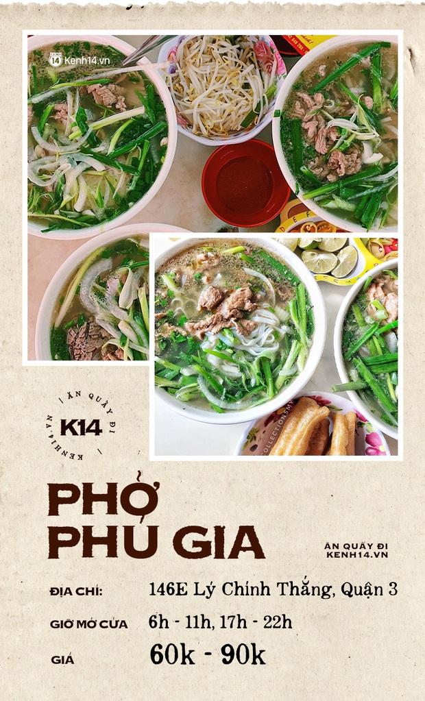 Đâu là 10 quán phở danh bất hư truyền ở Sài Gòn: Đều có mặt từ thời ông bà anh, khách đến ăn đông bất chấp thời gian - Ảnh 8.