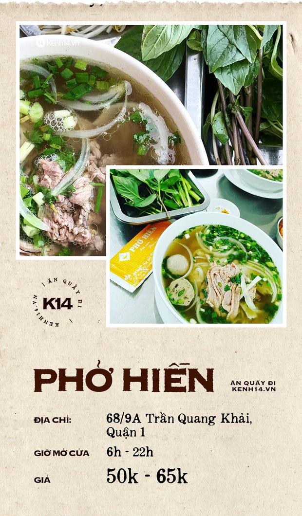 Đâu là 10 quán phở danh bất hư truyền ở Sài Gòn: Đều có mặt từ thời ông bà anh, khách đến ăn đông bất chấp thời gian - Ảnh 9.