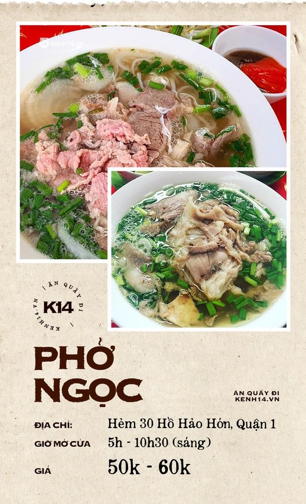 Đâu là 10 quán phở danh bất hư truyền ở Sài Gòn: Đều có mặt từ thời ông bà anh, khách đến ăn đông bất chấp thời gian - Ảnh 10.