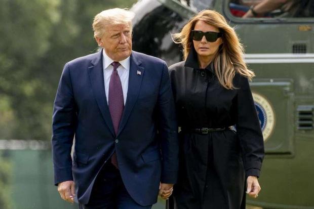 Các nguồn tin đang cho rằng bà Melania chuẩn bị ly hôn với ông Donald Trump