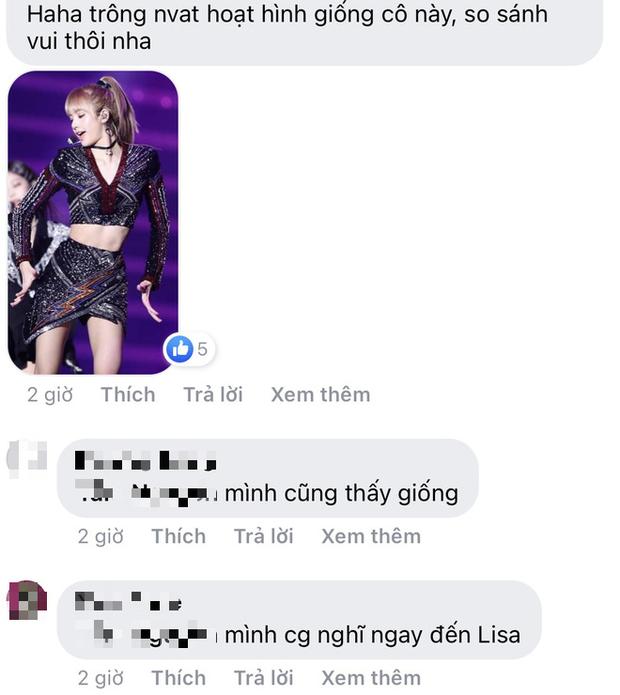 Main vocal NingNing (aepsa) khoe giọng hát đầy nội lực trong teaser video, nhưng nhìn nhân vật ảo lại tưởng Lisa là thế nào? - Ảnh 9.