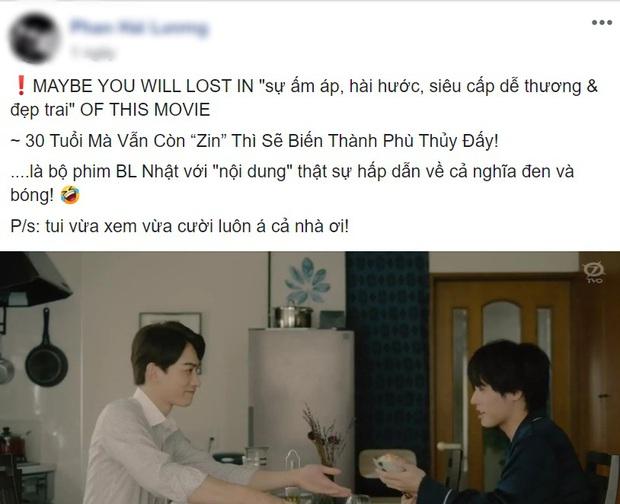 Netizen Việt mê chữ ê kéo dài phim đam mỹ Cherry Magic: Xem 2 anh thính nhau mà muốn có bồ gấp á! - Ảnh 6.