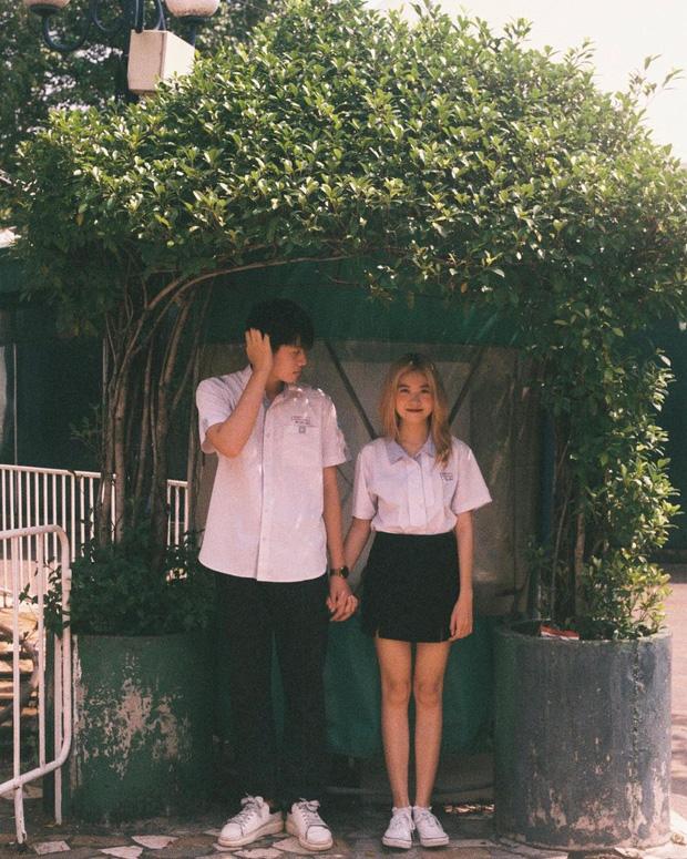 Cặp đôi lén lút hẹn hò từ năm lớp 10 và cú twist: Thanh niên 16 tuổi tự đến nhà gái để xin được yêu - Ảnh 2.