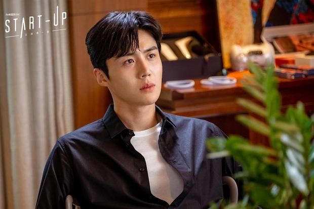 Ngoài Kim Seon Ho, biên kịch Start Up có cả vũ trụ kép phụ siêu cưng, anh nào cũng ăn đứt nam chính - Ảnh 15.