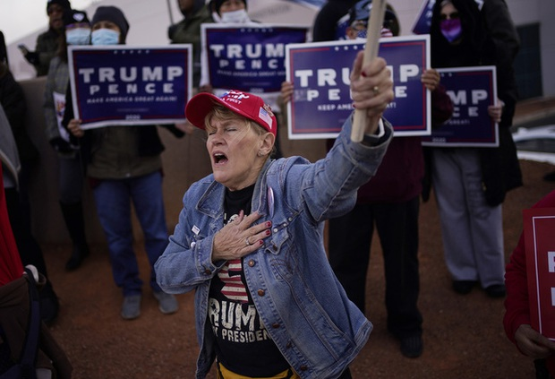 Kiện bầu cử Tổng thống Mỹ 2020: Bất kỳ kết quả nào cũng không thể lật ngược tình thế? - Ảnh 1.