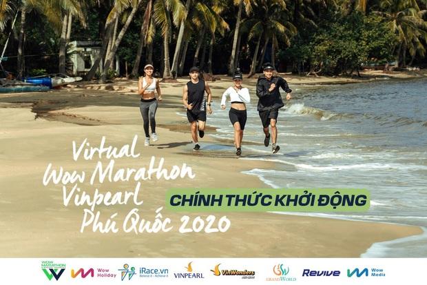 Virtual WOW Marathon Vinpearl Phú Quốc 2020: Cuộc đua ảo - cán đích thật - giải thưởng khủng! - Ảnh 2.