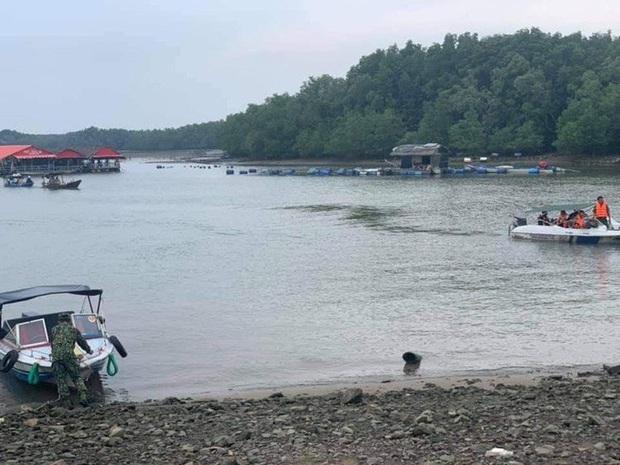 Phát hiện thi thể có vết đâm trôi trên sông ở Đồng Nai - Ảnh 2.