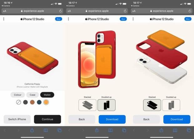 Giải mã thứ được gọi là iPhone 12 Studio vừa được Apple ra mắt - Ảnh 2.
