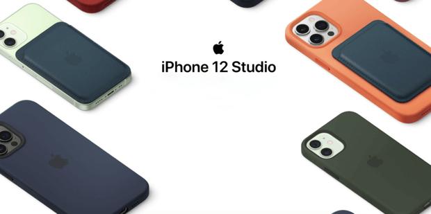 Giải mã thứ được gọi là iPhone 12 Studio vừa được Apple ra mắt - Ảnh 1.