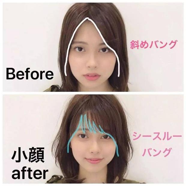 Phụ nữ Nhật luôn có chiêu để tóc mái giúp mặt nhỏ gọn hơn hẳn, bạn đã biết chưa? - Ảnh 3.