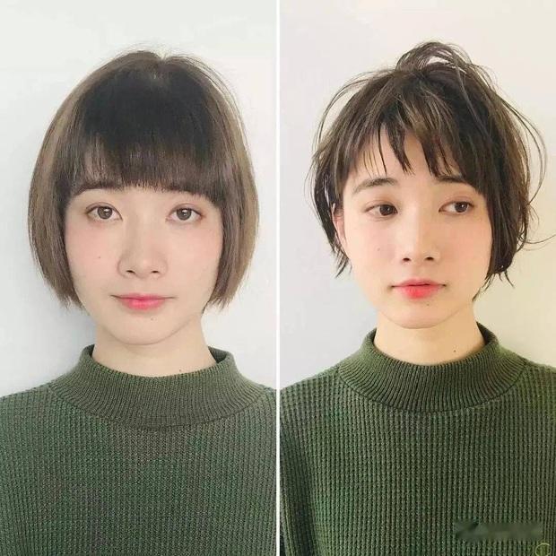 Phụ nữ Nhật luôn có chiêu để tóc mái giúp mặt nhỏ gọn hơn hẳn, bạn đã biết chưa? - Ảnh 5.