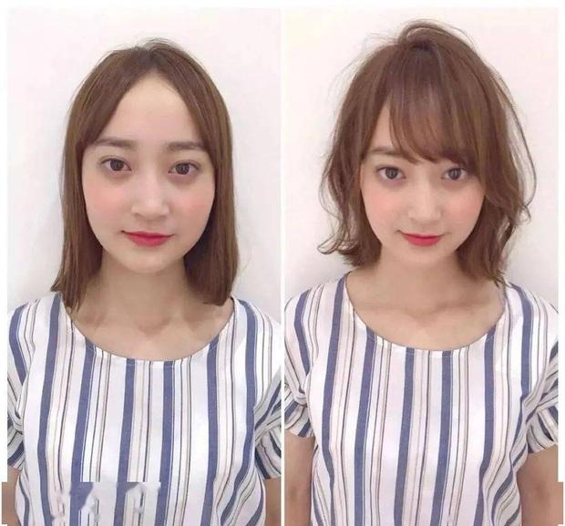 Phụ nữ Nhật luôn có chiêu để tóc mái giúp mặt nhỏ gọn hơn hẳn, bạn đã biết chưa? - Ảnh 6.