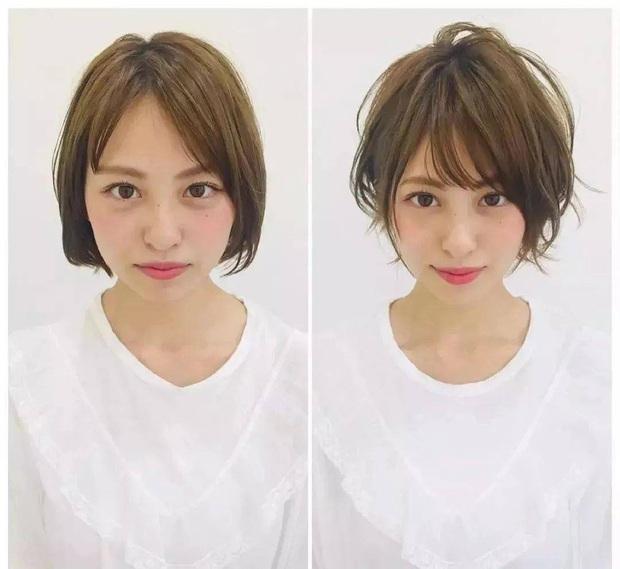Phụ nữ Nhật luôn có chiêu để tóc mái giúp mặt nhỏ gọn hơn hẳn, bạn đã biết chưa? - Ảnh 7.